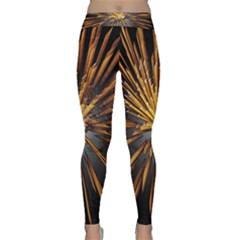 Pyrotechnics Thirty Eight Classic Yoga Leggings