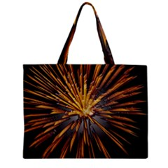 Pyrotechnics Thirty Eight Zipper Mini Tote Bag
