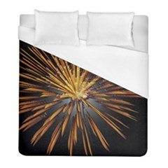 Pyrotechnics Thirty Eight Duvet Cover (full/ Double Size)