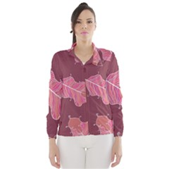 Plumelet Pen Ethnic Elegant Hippie Wind Breaker (women)
