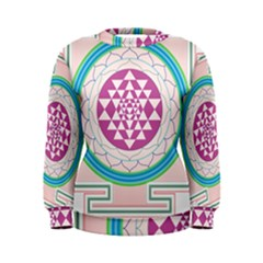 Mandala Design Arts Indian Women s Sweatshirt