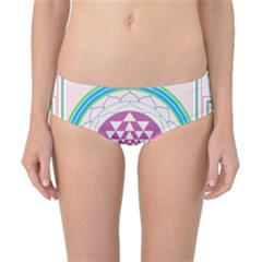 Mandala Design Arts Indian Classic Bikini Bottoms