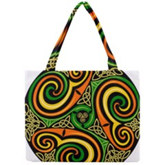 Celtic Celts Circle Color Colors Mini Tote Bag