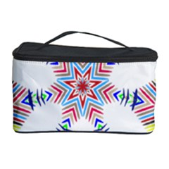 Colorful Chromatic Psychedelic Cosmetic Storage Case