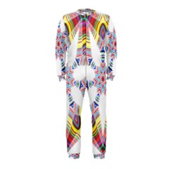 Colorful Chromatic Psychedelic Onepiece Jumpsuit (kids)