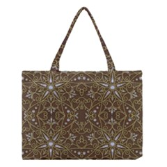 Majestic Pattern D Medium Tote Bag
