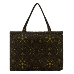 Majestic Pattern F Medium Tote Bag
