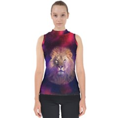 Lion Shell Top