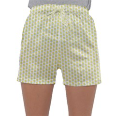 Beer Mug Pattern Sleepwear Shorts