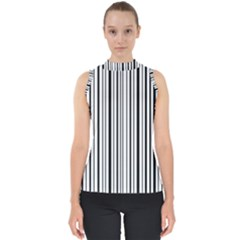 Barcode Shell Top