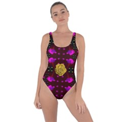 Roses In The Air For Happy Feelings Bring Sexy Back Swimsuit