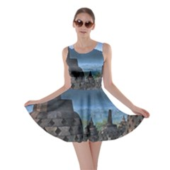 Borobudur Temple  Morning Serenade Skater Dress