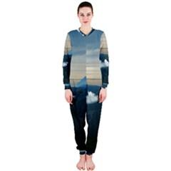 Bromo Caldera De Tenegger  Indonesia Onepiece Jumpsuit (ladies)