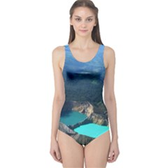 Kelimutu Crater Lakes  Indonesia One Piece Swimsuit