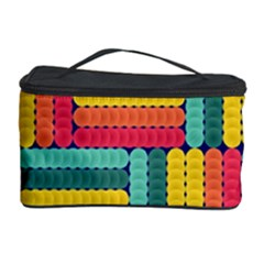 Soft Spheres Pattern Cosmetic Storage Case