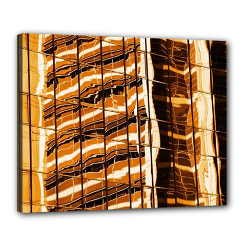Abstract Architecture Background Canvas 20  X 16