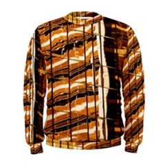 Abstract Architecture Background Men s Sweatshirt