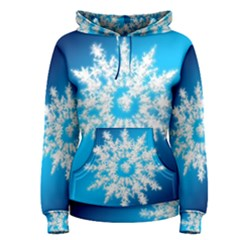 Background Christmas Star Women s Pullover Hoodie