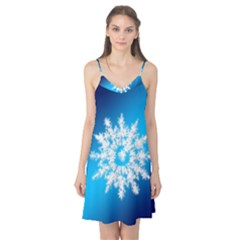 Background Christmas Star Camis Nightgown
