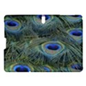 Peacock Feathers Blue Bird Nature Samsung Galaxy Tab S (10.5 ) Hardshell Case  View1