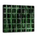 Matrix Earth Global International Deluxe Canvas 24  x 20   View1