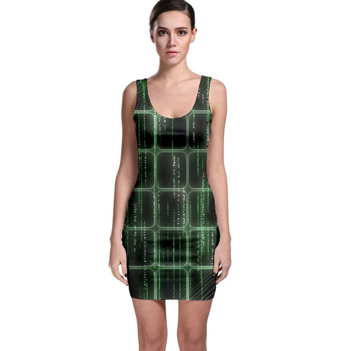 Matrix Earth Global International Bodycon Dress
