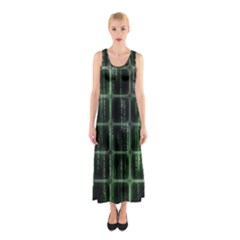 Matrix Earth Global International Sleeveless Maxi Dress