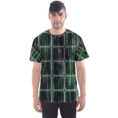 Matrix Earth Global International Men s Sports Mesh Tee