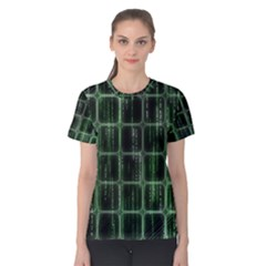 Matrix Earth Global International Women s Cotton Tee