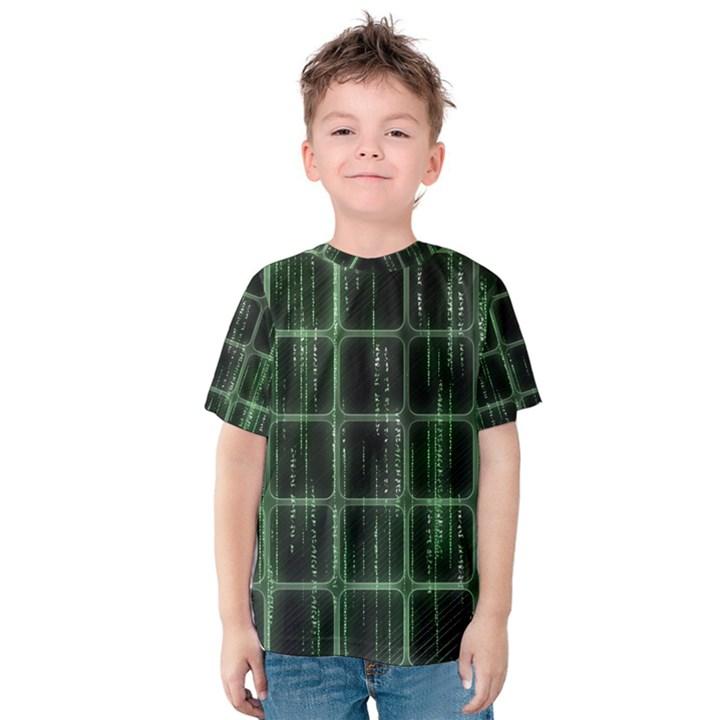 Matrix Earth Global International Kids  Cotton Tee