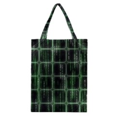 Matrix Earth Global International Classic Tote Bag