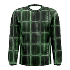 Matrix Earth Global International Men s Long Sleeve Tee