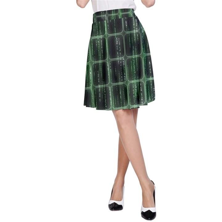 Matrix Earth Global International A-Line Skirt