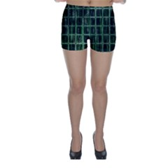 Matrix Earth Global International Skinny Shorts