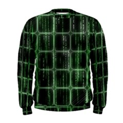Matrix Earth Global International Men s Sweatshirt