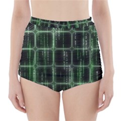 Matrix Earth Global International High Waisted Bikini Bottoms