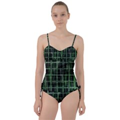 Matrix Earth Global International Sweetheart Tankini Set