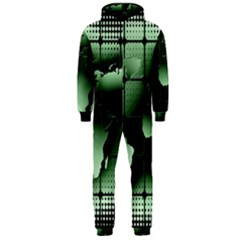 Matrix Earth Global International Hooded Jumpsuit (men)