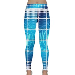 Tile Square Mail Email E Mail At Classic Yoga Leggings
