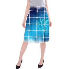 Tile Square Mail Email E Mail At Midi Beach Skirt