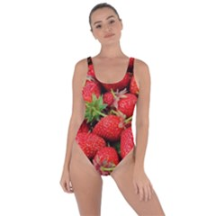 Strawberries Berries Fruit Bring Sexy Back Swimsuit