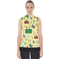 Back To School Shell Top