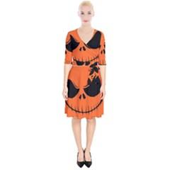 Halloween Wrap Up Cocktail Dress