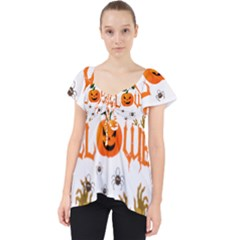 Halloween Dolly Top