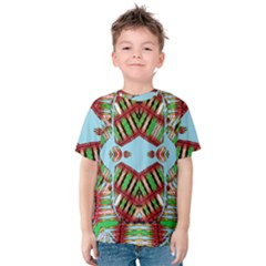 Digital Dot One Kids  Cotton Tee