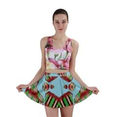 Digital Dot One Mini Skirt
