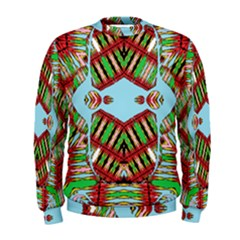 Digital Dot One Men s Sweatshirt