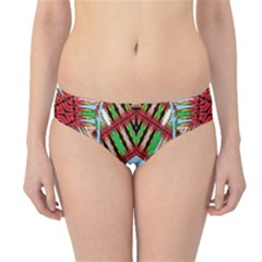 Digital Dot One Hipster Bikini Bottoms