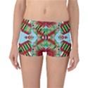 Digital Dot One Reversible Boyleg Bikini Bottoms View3