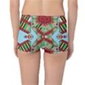 Digital Dot One Reversible Boyleg Bikini Bottoms View4